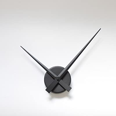 Homeloo DIY Silent Non Ticking Big Large Wall Clock Hand 15