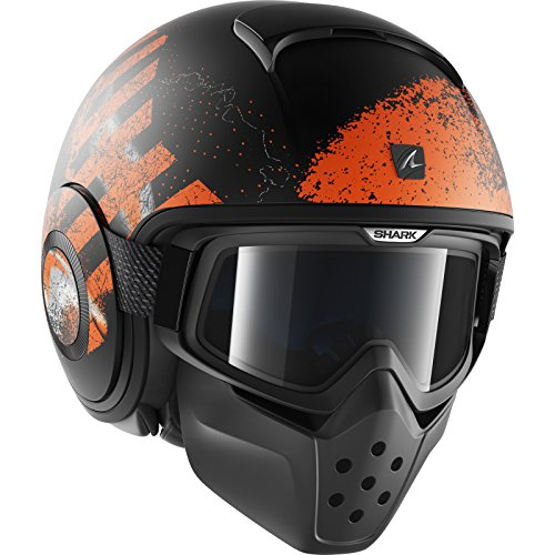 Shark–Helm Moto–Shark Raw Outcast matt Kos–S
