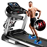 LUKE Treadmill Home Model Small Ultra-Quiet Indoor Dedicated Multi-Function Gym Home-Style Folding