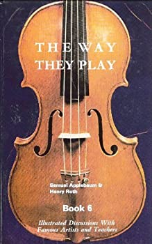 Way They Play, Vol. 6 0876666152 Book Cover