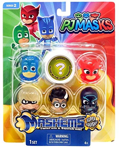 Basic Fun Mash'ems PJ Masks Series 2