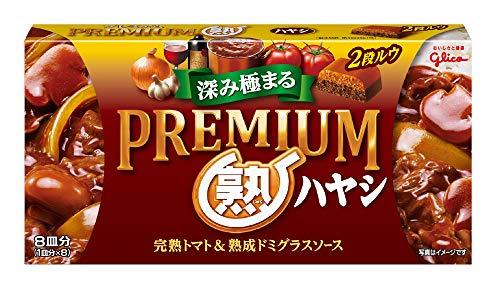 江崎グリコプレミアム熟ハヤシ160g
