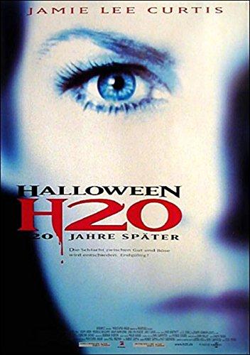 Halloween H20 (1998) | original Filmplakat, Poster [Din A1, 59 x 84 cm]