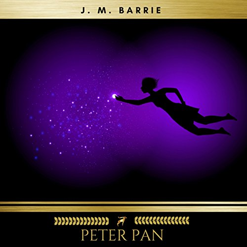 Peter Pan                   By:                                                                                                                                 J. M. Barrie                               Narrated by:                                                                                                                                 Brian Kelly                      Length: 1 hr     1 rating     Overall 3.0