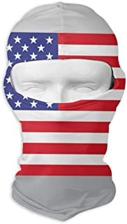 Unique Watercolor Products and Cactus Full Face Masks UV Balaclava Hood Ski Mask Motorcycle Neck Warmer Tactical Hood for Cycling Outdoor Sports Hiking