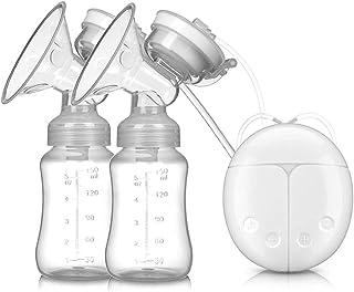 Useful Breast Pump Electrical Breast Pump 2-in-1 Double Electric Breast Pump Breastfeeding Milk Breastpump Portable Breast...