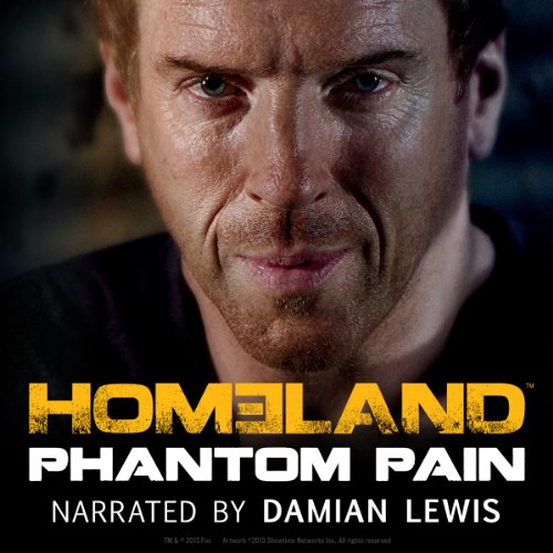 Homeland: Phantom Pain audiobook cover art