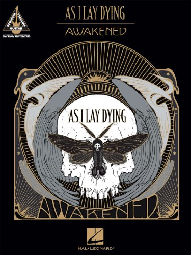 As I Lay Dying - Awakened Songbook (English Edition)