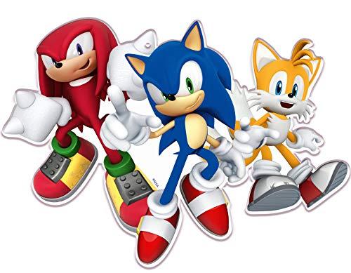 - Sonic Kostüm Party Stadt