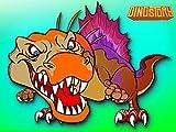 Spinosaurus Song - Dinosaur Battles - Spinosaurus vs T-Rex - Dinosaur Songs by Howdytoons