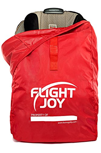 FlightJoy Car Seat Travel Bag - Best for Airport Gate Check...