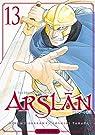 The heroic legend of Arslân, tome 13 par Arakawa