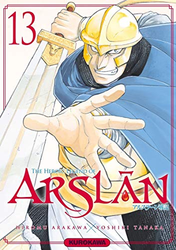 Arslān Edition simple Tome 13