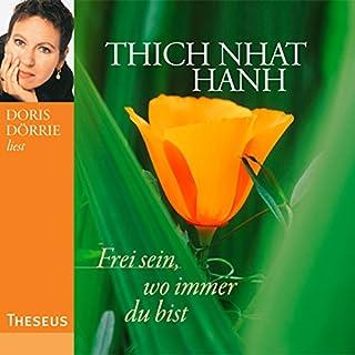 Frei sein, wo immer du bist                   Autor:                                                                                                                                 Thich Nhat Hanh                               Sprecher:                                                                                                                                 Doris Dörrie                      Spieldauer: 1 Std. und 13 Min.     27 Bewertungen     Gesamt 4,6