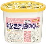 除湿剤たっぷり 800ml 1セット(3個:1個×3)