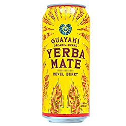 Guayaki yerba mate energy drink