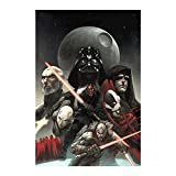 PENGDA Nordic Style Posters New Star Wars Quality Hd Pictures Wall Art Canvas No Frame Paintings for Boys Nursery Kids Room Home Decoration