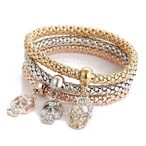 Jewellery Bracelets Bangle For Womens Wedding Gold Color Bracelets Bangles Bracelet For Women Metal Chain Bracelet Fashion Jewelry 81008