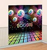 amscan 70s Disco Kit Decorativo Inspirado