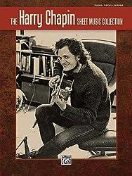 Chapin harry sheet music collctn pvg livre sur la musique