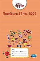 Navneet Apple Numbers 1 To 100 SR.K.G. |English| Pre School Book |