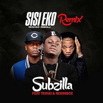 Sisi Eko (Remix) [feat. Tekno & Reminisce]