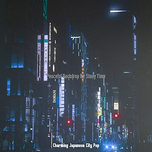 Charming Japanese City Pop