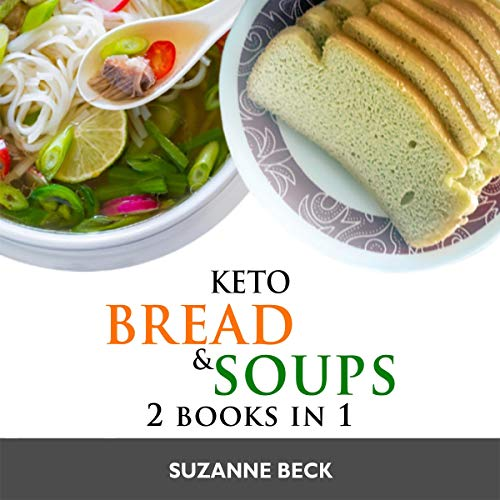Keto Bread & Keto Soups Titelbild