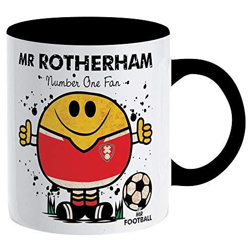 Mr Rotherham United Mug - Gift Merchandise for Football Fan
