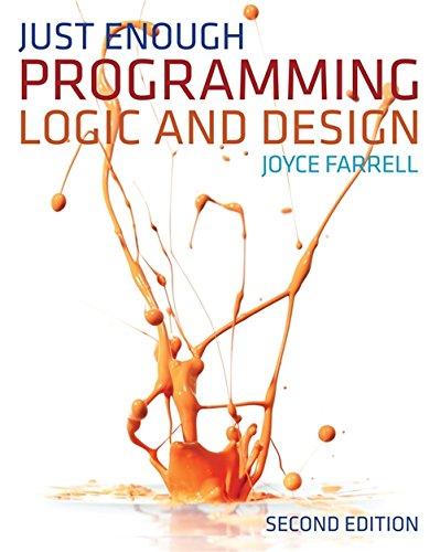 Computer Programming Logic