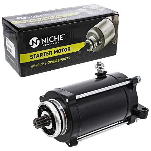 NICHE Starter Motor 31200-MB0-405 for 1982-1988 Honda V45 Sabre V45 Magna Sabre Magna 700 VF750S VF750C