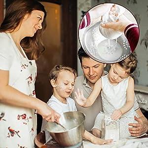 MARZAHAR 2 Pcs 12X12 Inches Nut Milk Bag, 200 Micron Nylon Nut Milk Bags for Straining Reusable, Food Fruit Celery Juice… |