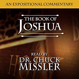 The Book of Joshua audiobook cover art