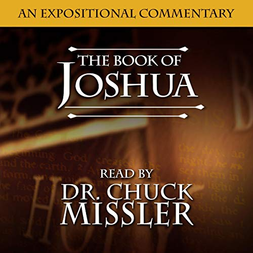 The Book of Joshua cover art