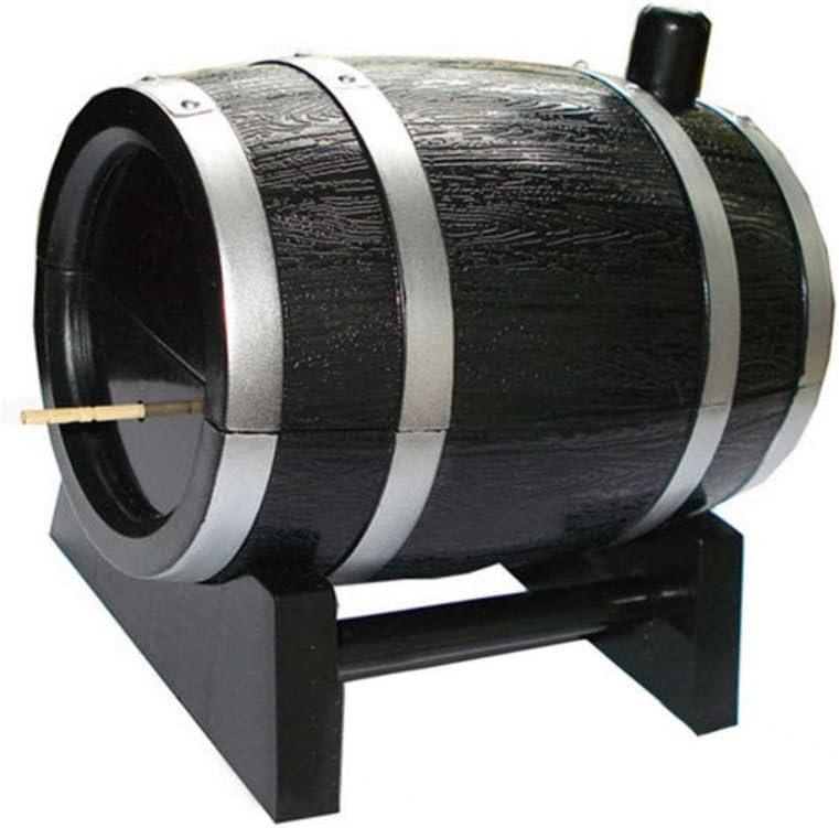 Over item handling AKOAK Toothpick Holders Oak Barrel Automatic Limited time sale Type Wine