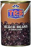 TRS Bohnen schwarz, 12er Pack (12 x 400 g)