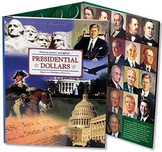 Littleton Coin Lcf36 Presidential Small Dollar Folder
