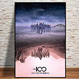 TV Sci-Fi-Film Ölgemälde Poster und Drucke auf Leinwand