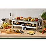 IMG-1 klarstein schmelzlette raclette griglia da