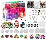 Genround Perline da Stirare Fusione, 16200pcs 48 Colore 5mm Giocattoli Educativi per Bambi...