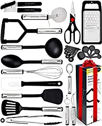 best top rated kitchen utensil set 2021 in usa