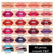 Avon mark. Epic Lipstick With Built-In Primer Spell Bound