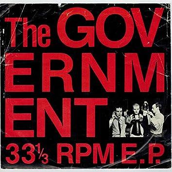 33 1/3 RPM EP