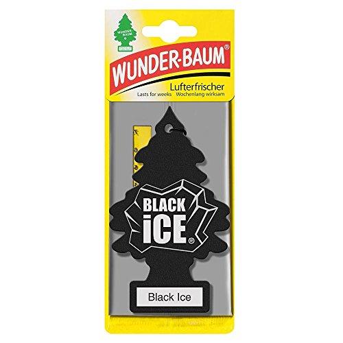3 er Pack Wunderbaum Black Ice
