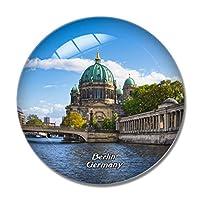 ドイツベルリンドム教会冷蔵庫マグネットホワイトボードマグネットオフィスキッチンデコレーション