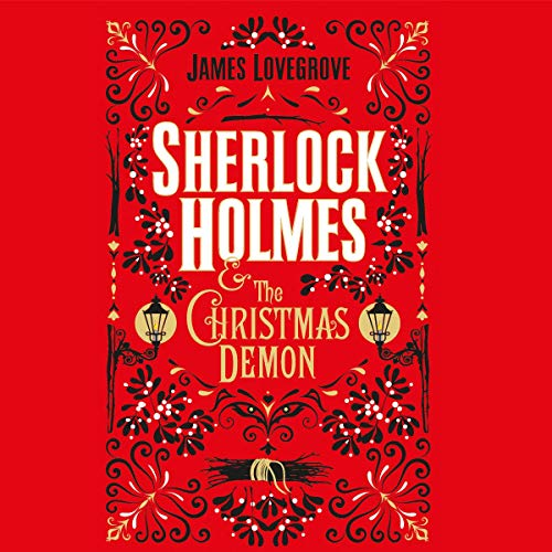 Sherlock Holmes and the Christmas Demon cover art
