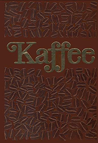 Kaffee. Mit 50 Kaffeerezepten aus aller Welt zusammengest. v. A. Christ. M. zahlr. farb. Abb. (Künzelsau 1978). 4°. 203 S., 2 Bll. Ill. OKunstlederbd.