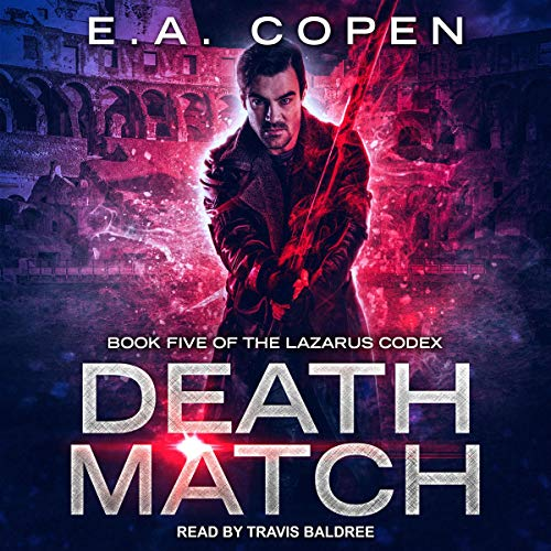 Death Match  By  cover art