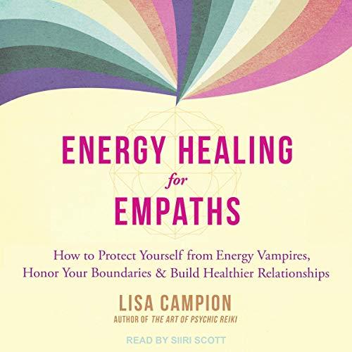 Energy Healing for Empaths cover art
