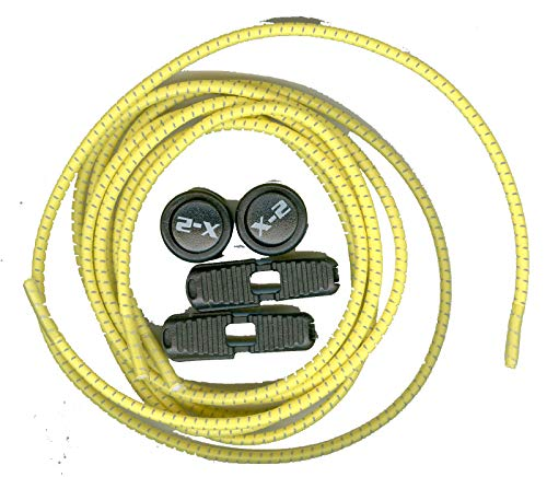 X-2 Shoe Lace System (Yellow)